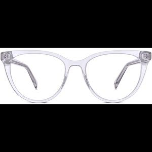e6d8719518 Warby Parker Accessories - Warby Parker Haley Lavender Crystal